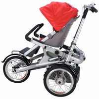 2014 Hot sale 2015 baby stroller with reversible handle