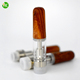 E cigarette 0.5ml 1ml ceramic coil glass tank 510 thread THC vape cbd hemp rta oil atomizer