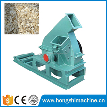 High capacity machines for processing wood chips
