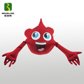 Big Huge Beads Stuffed Welcome Toy With Smiley Face