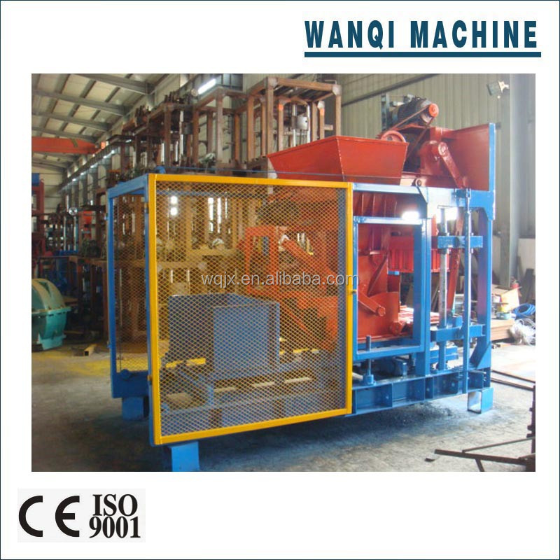 Profitable investment project,automatic and hollow concrete block making machine/concrete block machine/cement brick machine