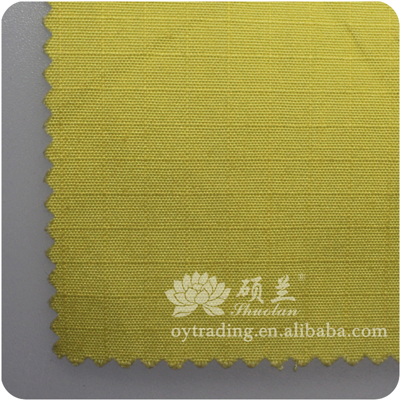 Factory supply wholesale SGS tc twill 3/1 80/20 shrink fabric for cloth