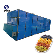 2018 New Type Fruit Mesh Belt Dryer for Hot Sale Food Mesh Belt Dryer Machine.