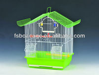 A2107 small indoor antique hanging love wholesale bird cage