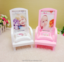 "Hot Sale Plastic Irregular Shape Music Box Saving Pot 5""6""7"" Baby Photo Frame For Decorative Household Table Layout"