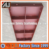 Guangzhou Factory High Ribbed Steel Construction Formwork Board