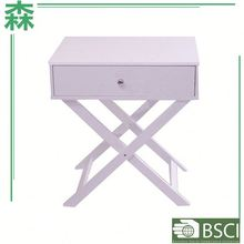 Yasen Houseware Customizable Movable Double-Deck Side Table For Living Room Side Table Design For Sale