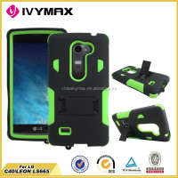 Factory price durable hard plastic material for LG C40 LEON tribute 2 mobile phone case