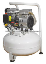 30 liter vertical tank dental oilfree slient air compressor dental unit