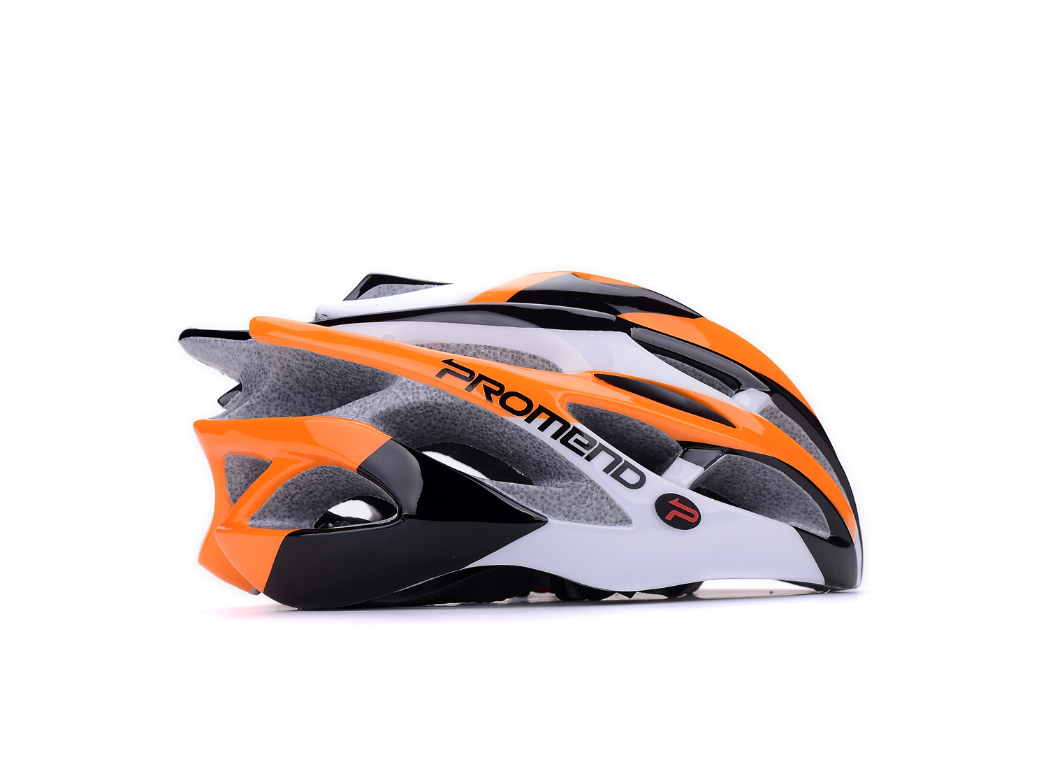 7 color availale L size 268G in-mold bicycle helmet