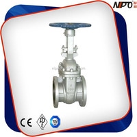 API A216 WCB Rising Stem Flanged Gate Valve