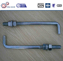M24 Steel Material astm anchor bolts