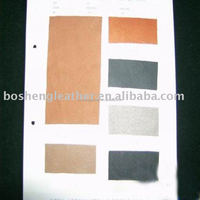 Genuine leather full grain leather