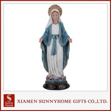 Custom Made Religious Resin Madonna Statues