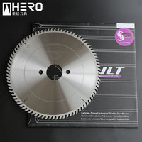 TCT panel sizing saw blades for Chipboard or MDF laminated with melamine or plastic materials