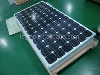 High quality the Lowest Price 310w Solar Panel Mono for Solar Home System Usage