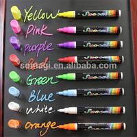 Private logo - window glass markers - 6MM reversible nib - pantone marker pens