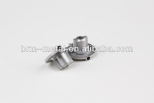 stainless steel car lock part made by metal injection molding(MIM) technology