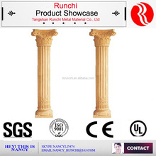 plastic decorative column