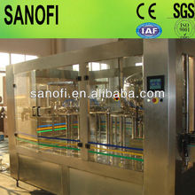 4000-6000BPH Hot Filling Juice Making Machine Washing Filling Capping 3 In 1 Monobloc