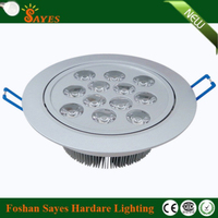 low heat emission new construction non-ic down light fitting
