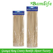 New style custom-made bamboo knotted skewer