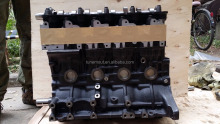 Toyota 5L long block engine for Hiace