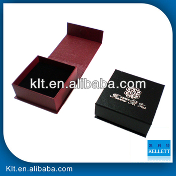 Luxury cardboard paper jewelry box