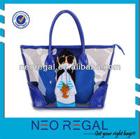 fashion designer hand bag, beach towel bag,beach bag