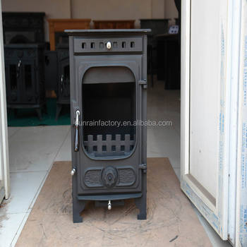 cast iron stove with boiler(JA039B)
