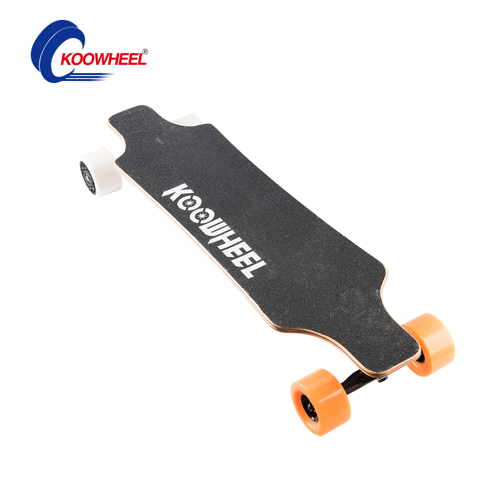 3.5inch US DE Stock D3M Longboard <strong>Electric</strong> Skateboard with bluetooth remote control balancing scooters