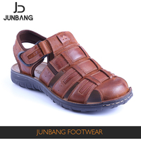 New Summer 2017Hot China Wholesale Shoes Brown Men Sandals&Slippers