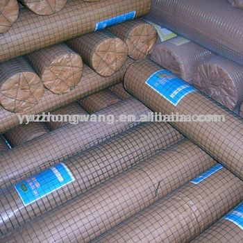 1/4''x1/4'' 1/2''x1/2'' 1/3'' 3/4'' 3/8 electro or hot-dipped welded wire mesh