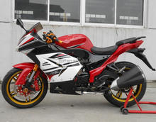 Sport motorcycles, water cooled, big power 300CC