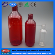 XCT Alibaba Gold Supplier Factory Supplied Directly Patent New Design PET Medicine Bottle Plastic Bottle