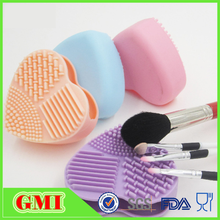 Best Selling High Quality silicone makeup brush cleaner
