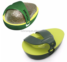 Avocado saver tropical fruits protector plastic eco friendly keep store fresh avoiding oxidation
