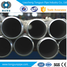 Skived Rolling Burnished Hydraulic Cylinder Tube /Honing Seamless Pipe