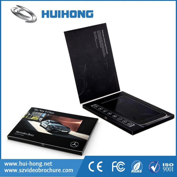 Chinese Exports Wholesale Media 4.3inch LCD Display Video Brochure Card