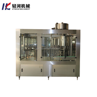 2 Years Warranty Complete small PET bottled mineral water production line