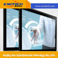 2014 unfolding computer monitor usb multi touch screen overlay kit /multi touch panel kit