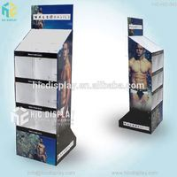 HIC cloth display stand platform, made in china bra display