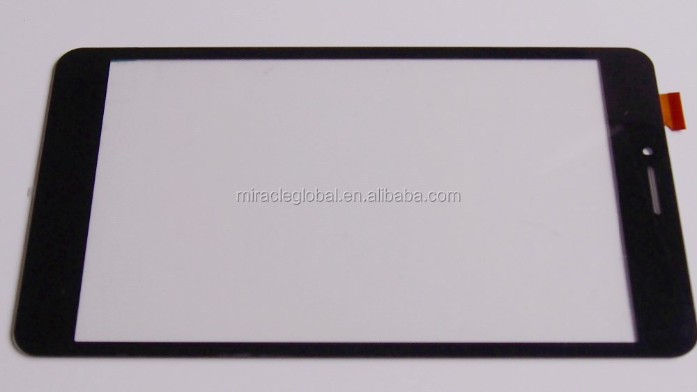 Replacement 7 inch tablet spare parts capacitive touch screen glas XCL-S70019A-FPC3.0 touch panel
