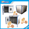 Cheaper Price Automatic Egg Turning Chicken Incubator Hatching Machine For Sale