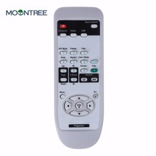 Remote Control Suitable For Epson Projector EMP-S3 EMP-S3 X3 S4 EMP-83 EMP-83H EB-440W EB-450W EB-460/I H283A emp-s1 TYEPSON01