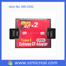2 Slots Fastest Cf card For Digital Camera