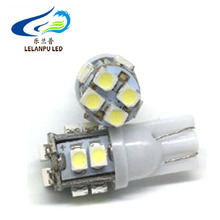 T10 1210/3528 12SMD LED White Light Car Side Wedge Tail Light Lamp 24V LED T10 W5W 194 147 Lamp
