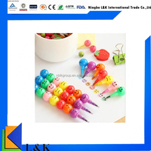 Promotional Multicolor Cute Crayon Rainbow Crayon
