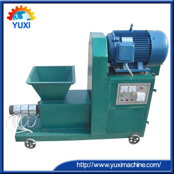 multifunctional wood charcoal production line/making wood charcoal production line for camphor tree