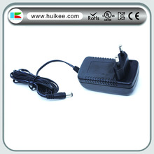 power supply 240V AC to 12V DC adapter with CE FCC certification
